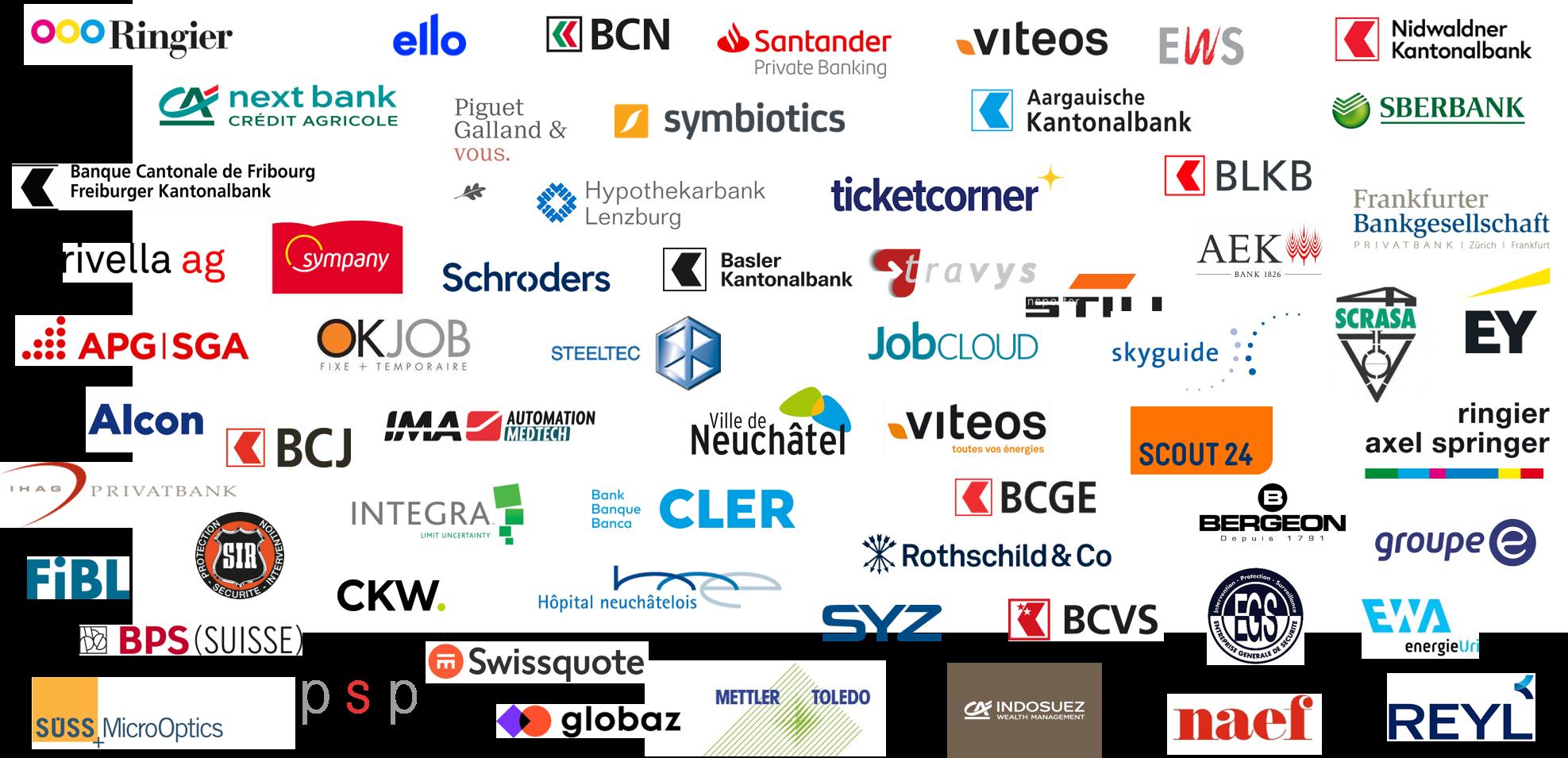 Fair-ON-Pay zertifizierte Unternehmen